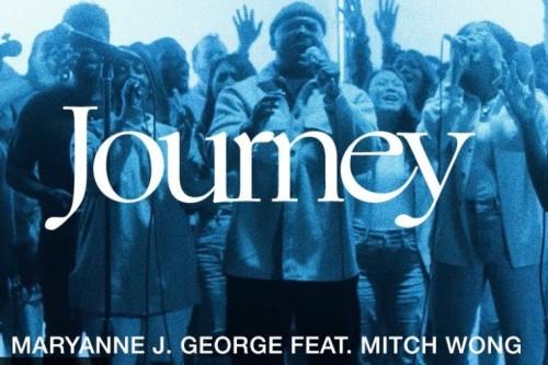 Maryanne J George Journey