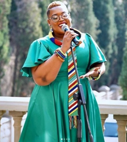 Ntokozo Mbambo Lover of My Soul