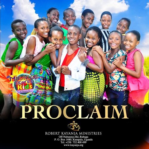 Proclaim Music Blessings and Honour