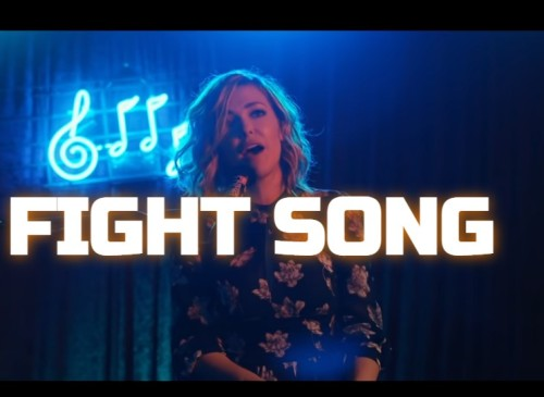 Rachel Platten Fight Song