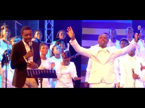 Rev Igho The GF Choir Lion of Judah