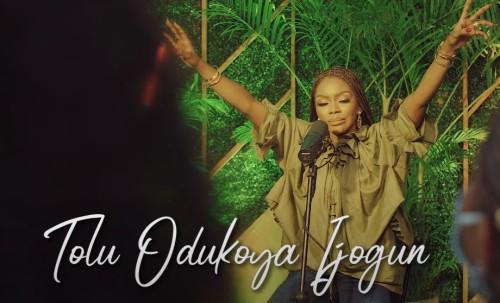 Tolu Odukoya Ijogun God Alone Remix